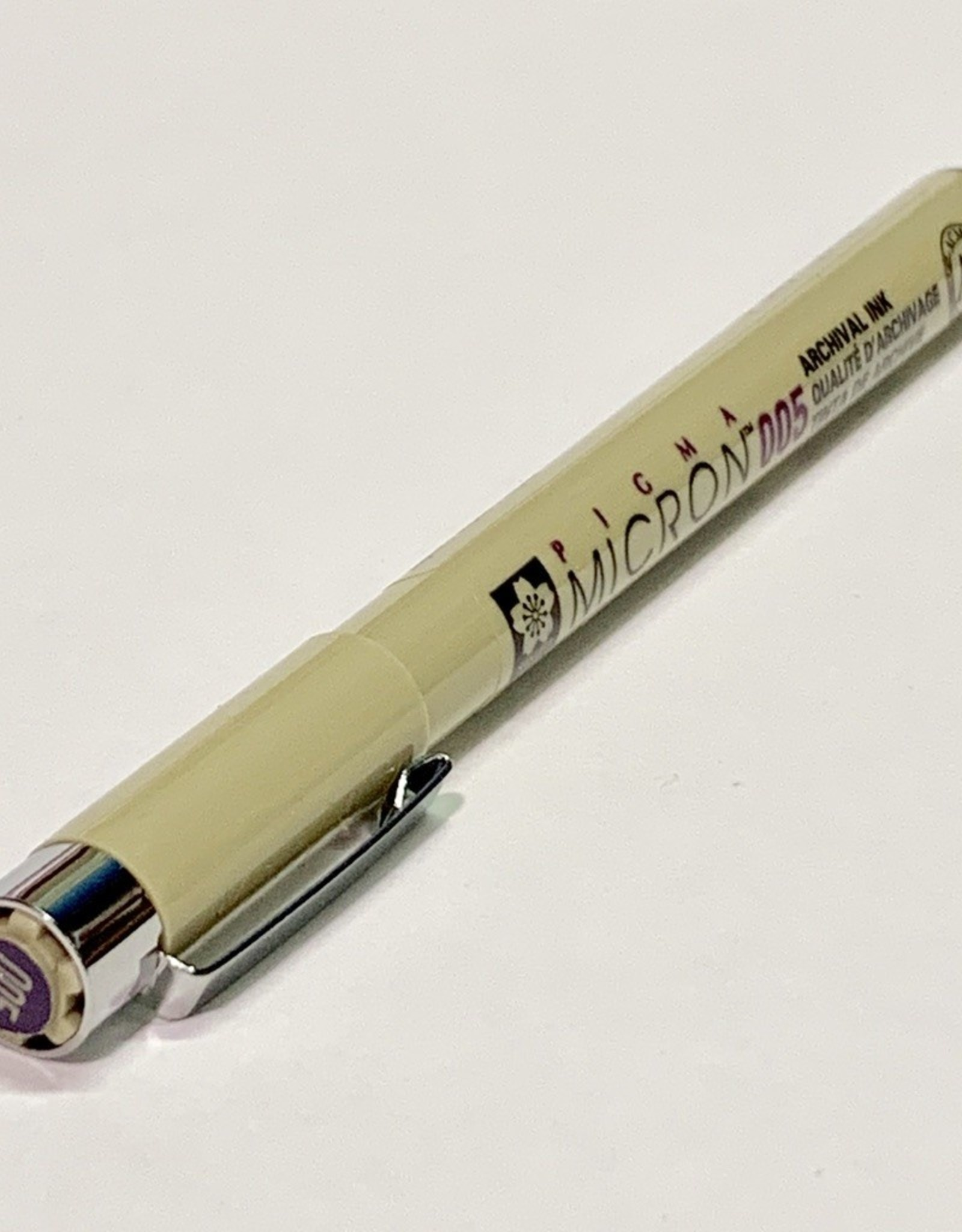Sakura Micron Purple Pen 005 .20mm
