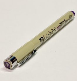 Micron Purple Pen 005 .20mm
