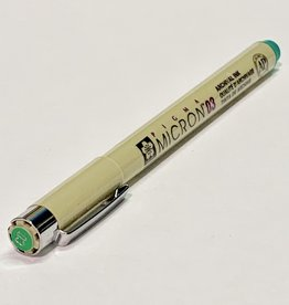 Micron Green Pen 03 .35mm
