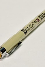 Sakura Micron Orange Pen 05 .45mm