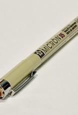 Micron Burgundy Pen 05 .45mm
