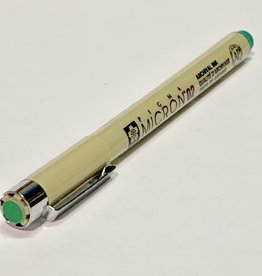 Sakura Micron Green Pen 02 .30mm