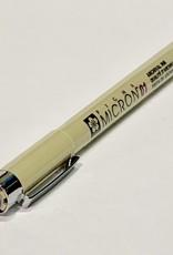 Sakura Micron Blue Pen 01 .25mm