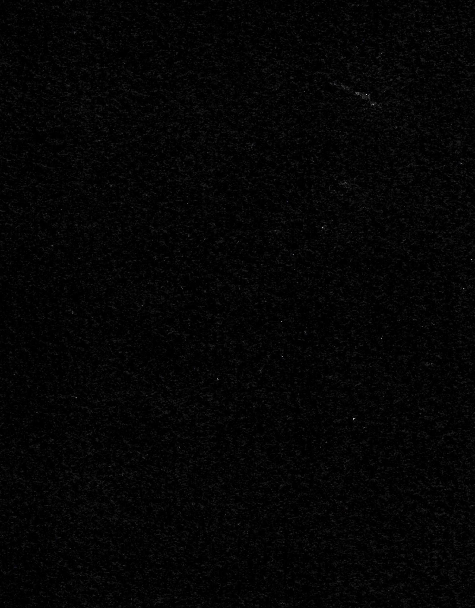 """Revere Suede Black, 22"""" x 30"""", 250gsm"""