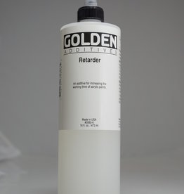 Golden, Retarder Medium, Pint 16 Fl Oz.