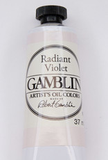 Domestic Gamblin Oil Paint, Radiant Violet, Series 2, Tube 37ml