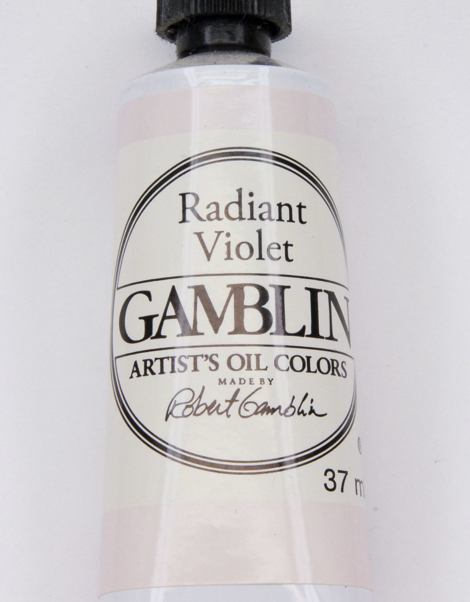 Gamblin Oil Paint, Radiant Violet, Series 2, Tube 37ml