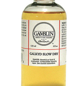 Gamblin, Galkyd Slow Dry, 16.9 fl oz