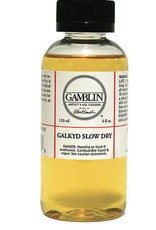 Gamblin, Galkyd Slow Dry, 8 fl oz