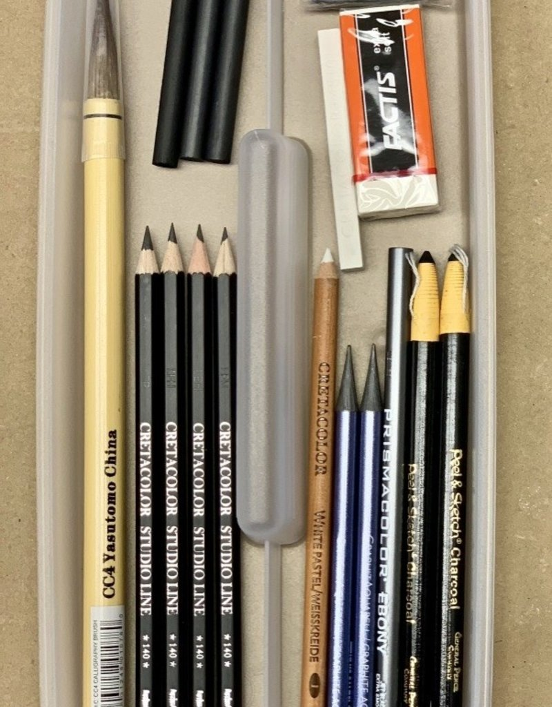 Dolphin Drawing Kit