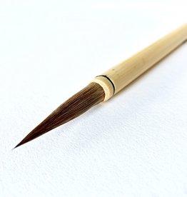 Bamboo Calligraphy Brush, CC4 Yatsumo