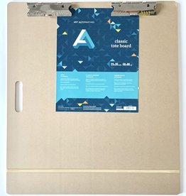"Artist Tote Drawing Board with Two Clips, 23"" x 26"""