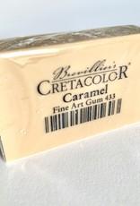 Caramel Fine Art Gum Eraser
