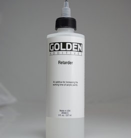 Golden, Retarder Medium, 8 Fl Oz.