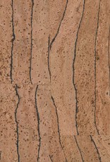 "Portugal Corkskin Pattern #156 Grain Stripes, 20"" x 30"""