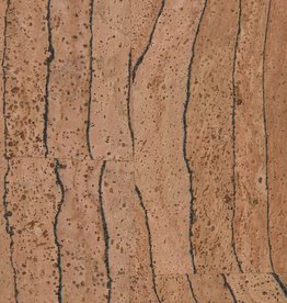 "Portuguese Corkskin Pattern #156 Grain Stripes, 20"" x 30"""