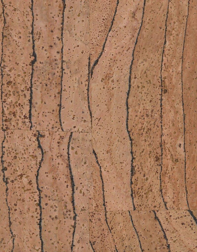 """Portuguese Corkskin Pattern #156 Grain Stripes, 20"""" x 30"""""""