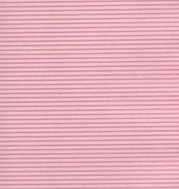 """Taiwan Embossed Ridge Pink, 23"""" x 31"""", 60gsm"""