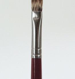 Isabey Mongoose Brush 6159 #3, Filbert
