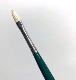 Winsor & Newton Brush, Filbert 2, Hog Hair for Oil or Acrylic Paint Bristle