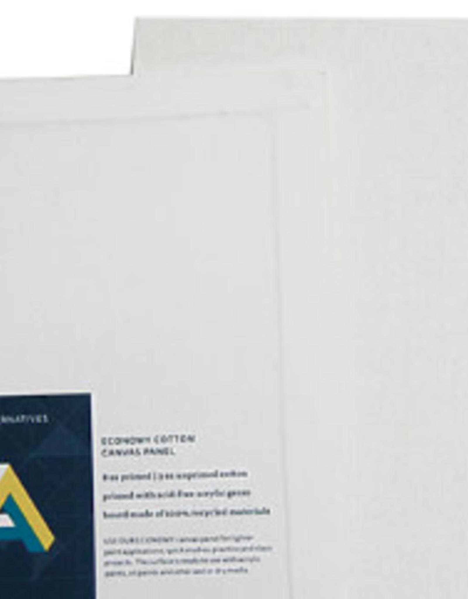 """Canvas Panel, 11"""" x 14"""", 100% Cotton Canvas 7oz, Triple Primed Art Alternatives"""