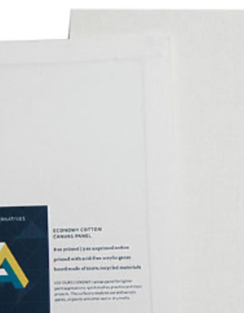 """Canvas Panel, 16"""" x 20"""", 100% Cotton Canvas 7oz, Triple Primed Art Alternatives"""
