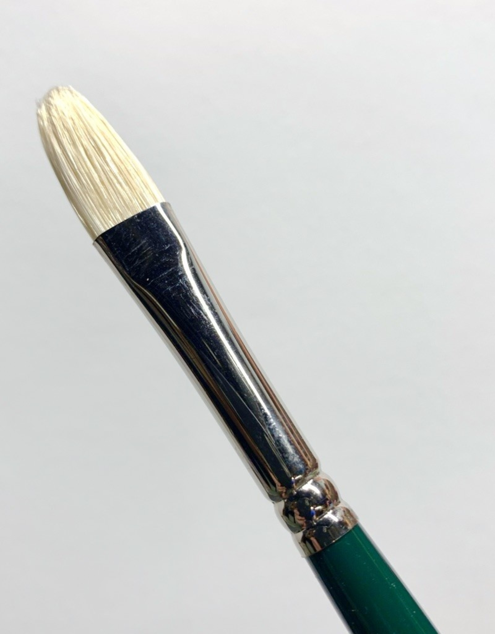 Winsor & Newton Brush, Filbert 6, Hog Hair for Oil or Acrylic Paint Bristle