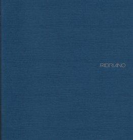 """Italy EcoQua Blank Notebook, Navy, 8.25"""" x 11.5"""" 40 Sheets"""