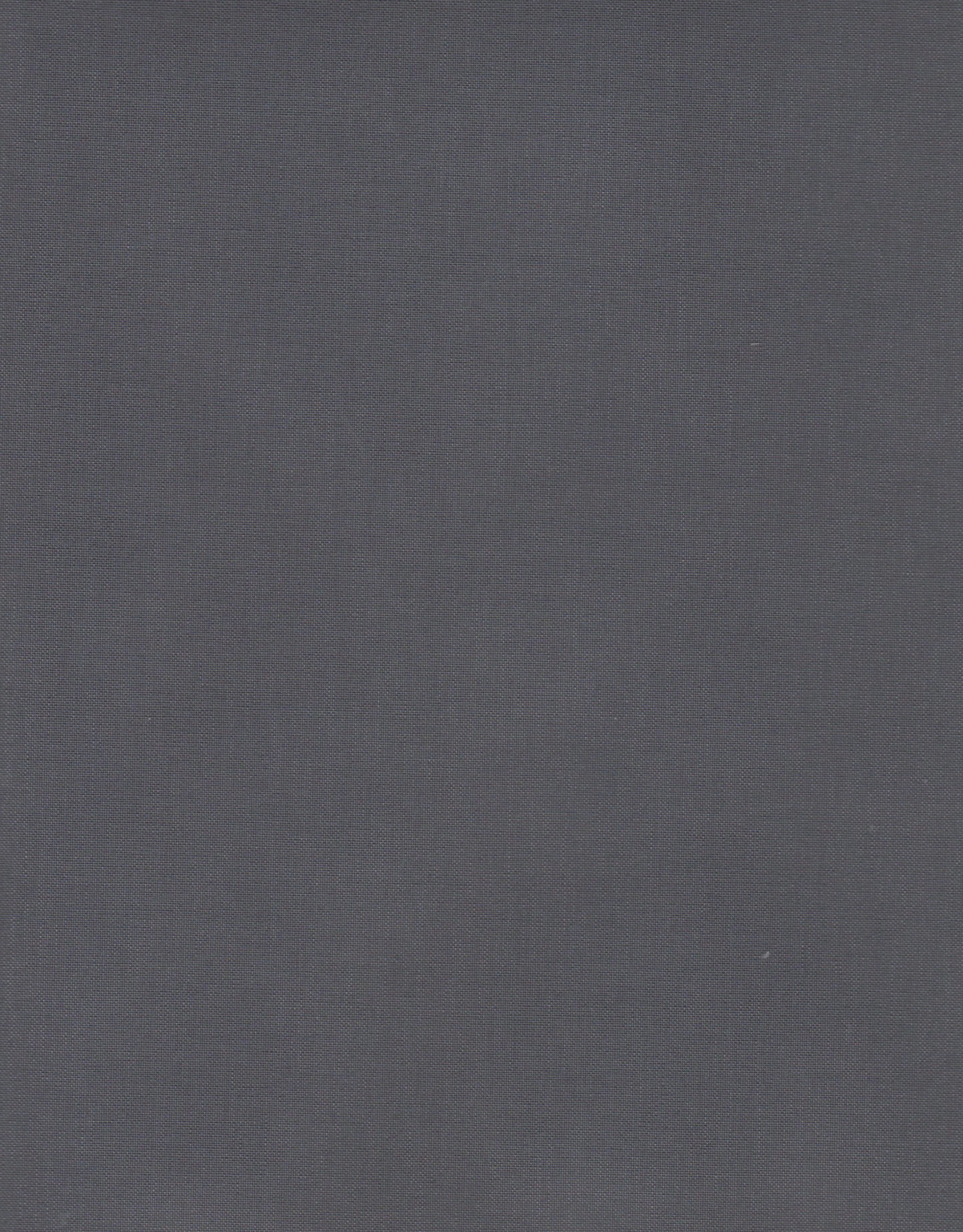 "Book Cloth Dark Gray, 17"" x 19"", 1 Sheet, Acid-Free, 100% Rayon, Paper Backed"