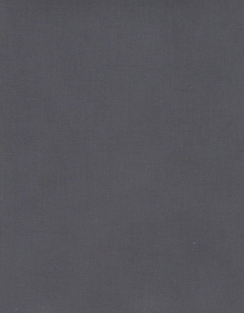 "Book Cloth Dark Gray, 17"" x 19"", 1 Sheet, Acid-Free, 100% Rayon, Paper Backed"