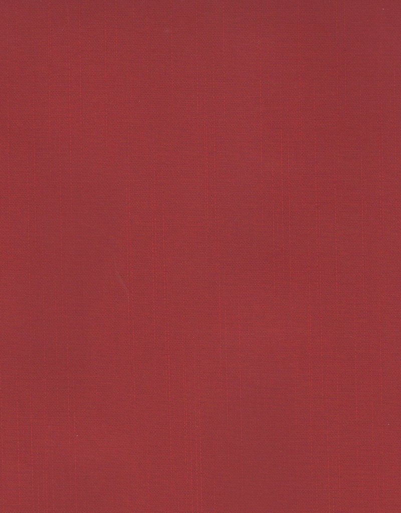 "Book Cloth Burgundy, 17"" x 19"", 1 Sheet, Acid-Free, 100% Rayon, Paper Backed"