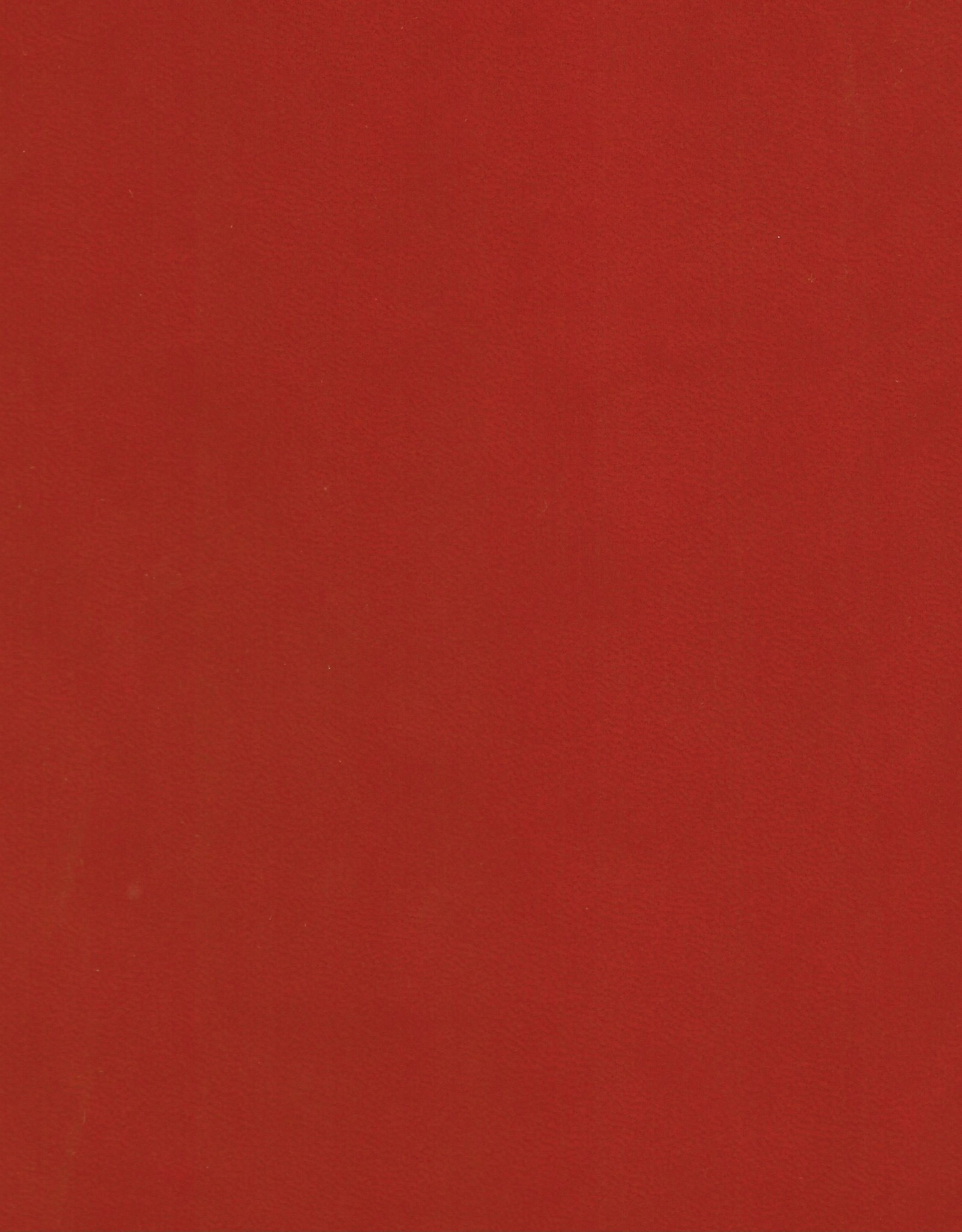 """Book Cover, Red Faux Leather,18"""" x 19"""", 1 Sheet Faux Leather, Book Cloth"""
