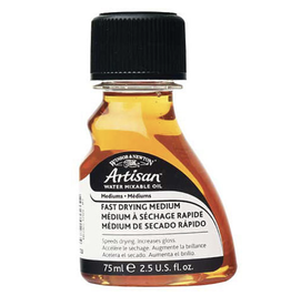 Winsor & Newton Artisan Water Mixable Oil, Fast Dry Medium 75ml