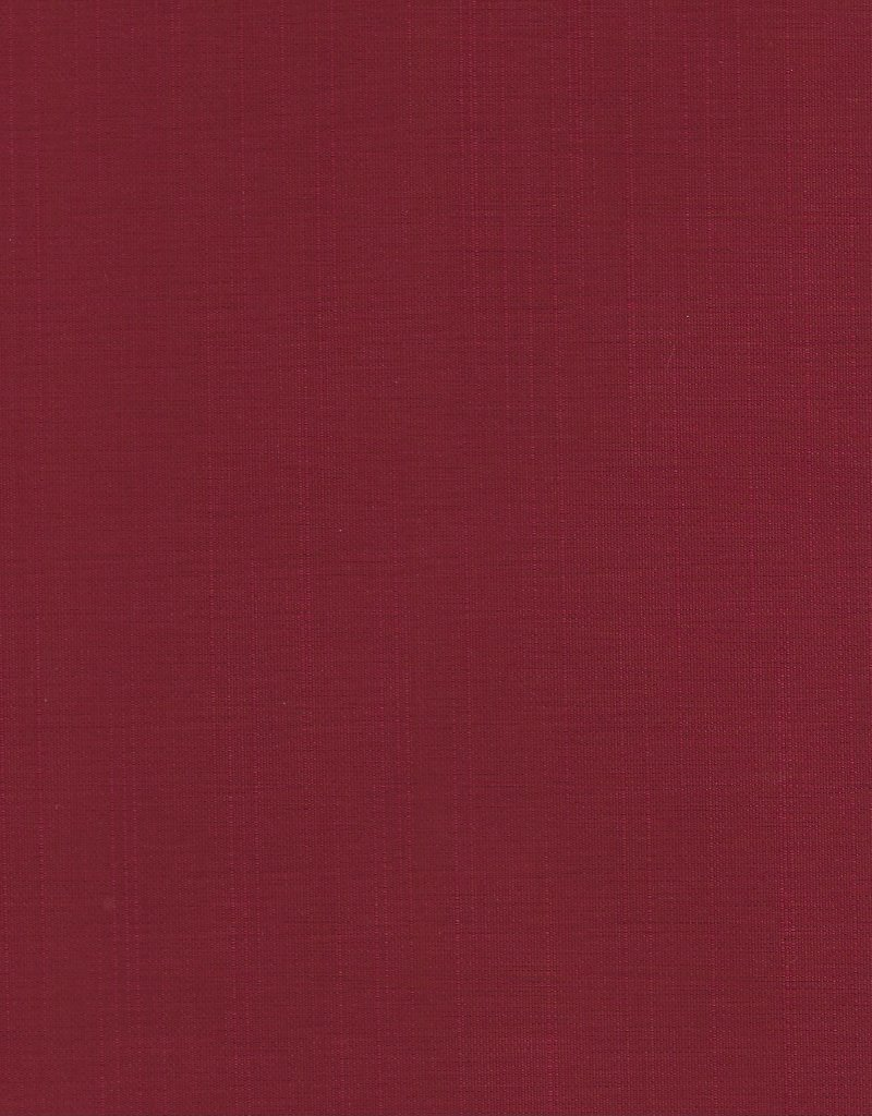 """Book Cloth, Rich Red, Japanese, 19.5"""" x 36"""","""