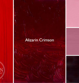 Gamblin Oil Paint, Alizarin Crimson, Series 3, Tube 37ml