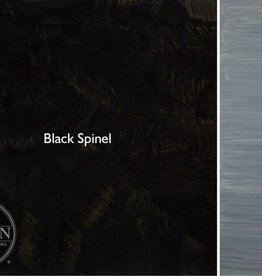 Gamblin Oil Paint, Black Spinel, Series 4, Tube 37ml