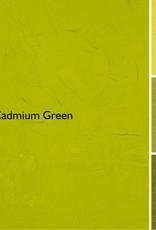 Gamblin Oil Paint, Cadmium Green, Series 4, Tube 37ml