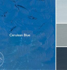 Gamblin Oil Paint, Cerulean Blue, Series 6, Tube 37ml