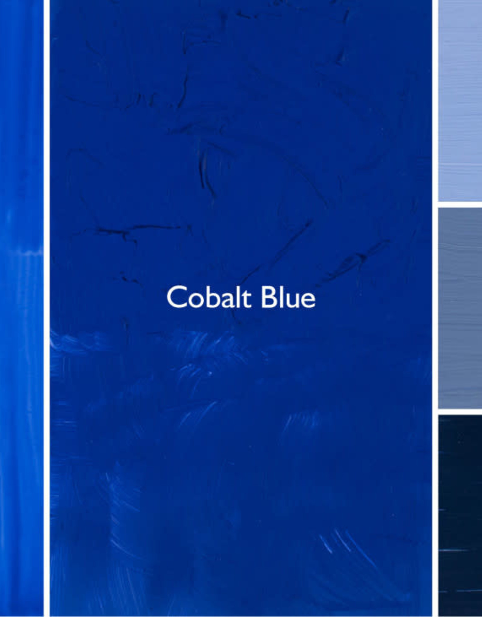 Gamblin Oil Paint, Cobalt Blue, Series 5, Tube 37ml