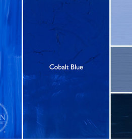 Gamblin Oil Paint, Cobalt Blue, Series 5, Tube 37ml
