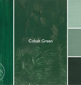 Gamblin Oil Paint, Cobalt Green, Series 4, Tube 37ml