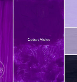 Gamblin Oil Paint, Cobalt Violet, Series 6, Tube 37ml