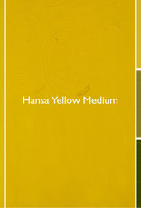 Gamblin Oil Paint, Hansa Yellow Medium, Series 3, Tube 37ml