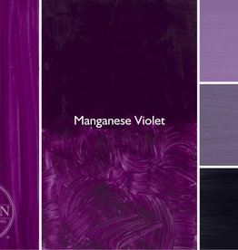 Gamblin Oil Paint, Maganese Violet, Series 3, Tube 37ml