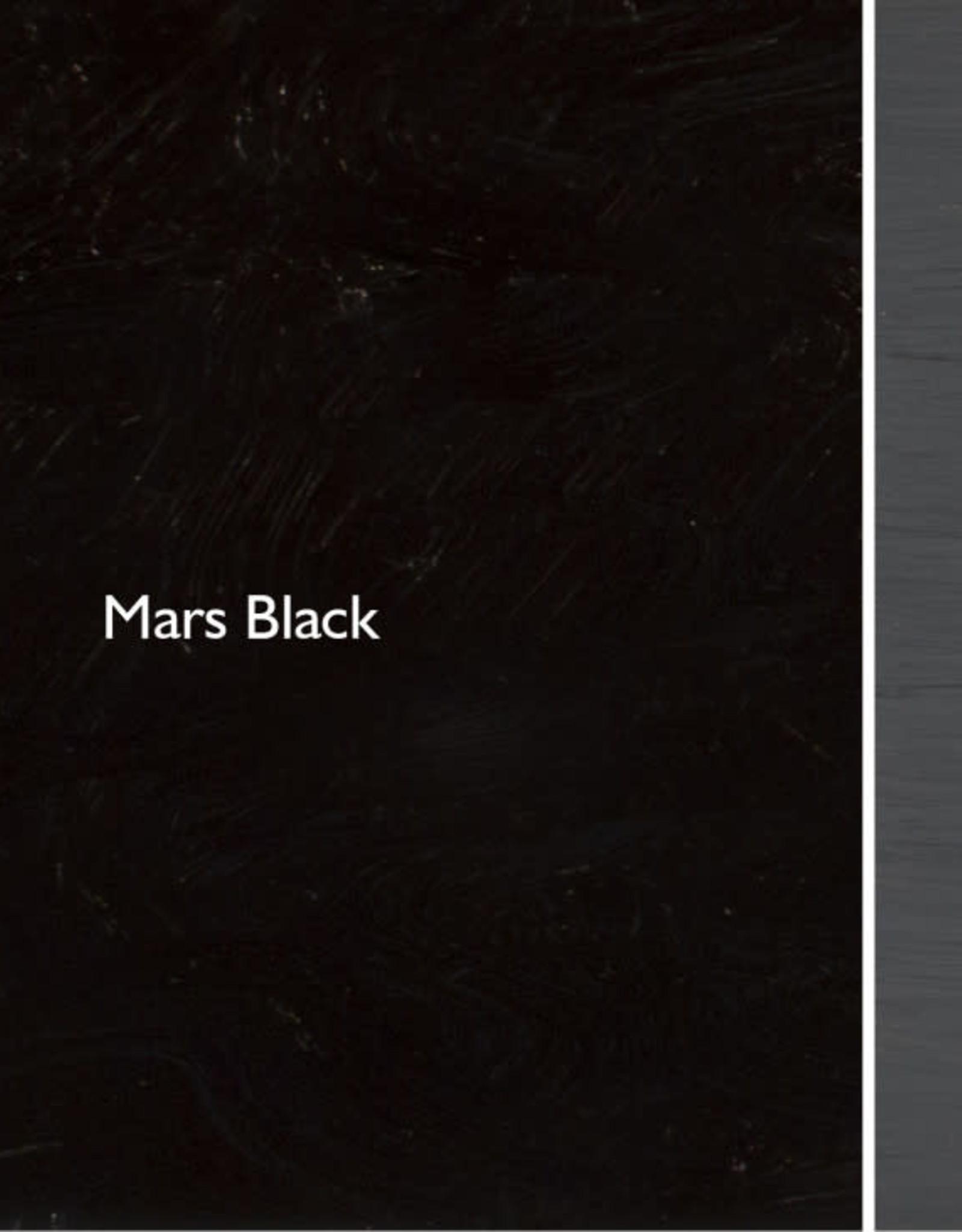 Gamblin Oil Paint, Mars Black, Series 4, Tube 37ml