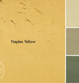 Gamblin Oil Paint, Naples Yellow Hue, Series 2, Tube 37ml