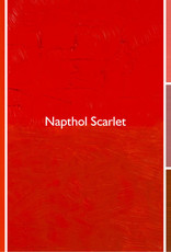 Gamblin Oil Paint, Napthol Scarlet, Series 2, Tube 37ml