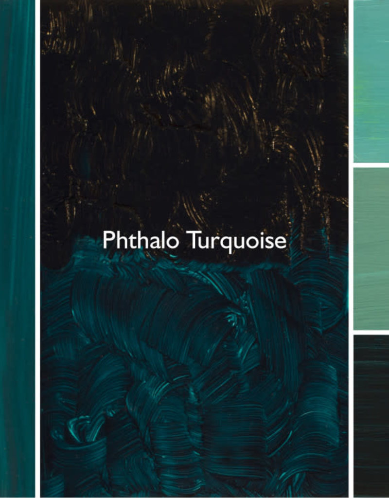 Gamblin Oil Paint, Phthalo Turquoise, Series 2, Tube 37ml