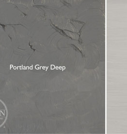 Gamblin Oil Paint, Portland Grey Deep, Series 2, Tube 37ml