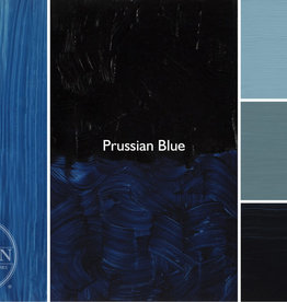 Gamblin Oil Paint, Prussian Blue, Series 2, Tube 37ml
